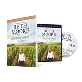 Chasing Vines Group Experience with DVD, by Beth Moore, Kit