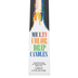 Color Drip Wax Candles, 9 1/2 Inches, 2 Count