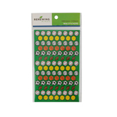 Renewing Minds, Sports Balls Mini Incentive Stickers, Assorted Designs, Pack of 1050