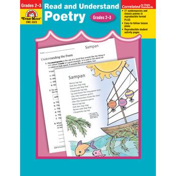 Read & Understand Poetry, Grades 2-3