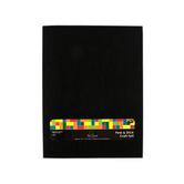 Tree House Studio, Peel & Stick Black Craft Felt, 9 x 12 Inches, 1 Piece