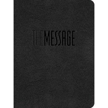 MSG The Message Remix 2.0 Bible, Duo-Tone, Storm Black