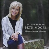 Devotions from Beth Moore 20th Anniversary Collection, by Beth Moore, 2 CD Set