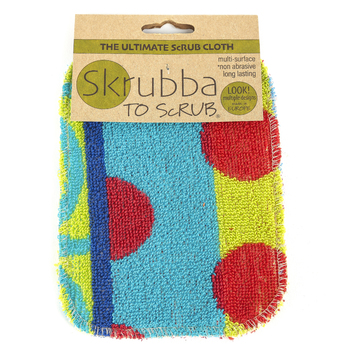 Swedish Treasures, Vogue Skrubba, Cotton & Polyester, Assorted Designs, 4 3/4 x 6 inches