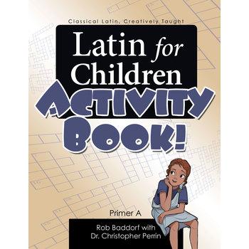 Classical Academic Press, Latin For Children Primer A Activity Book, Grades 4-7