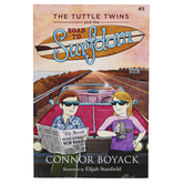 The Tuttle Twins and the Road to Surfdom, Book 5, Paperback, 57 Pages, Grades K-6