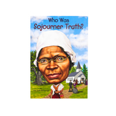 Who Was Sojourner Truth by Yona Zeldis McDonough