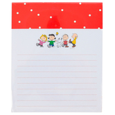 Graphique De France, Peanuts Gang Jotter Notepad, 250 pages