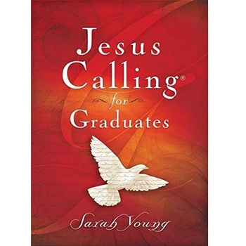 Jesus Calling for Graduates, by Sarah Young, Hardcover