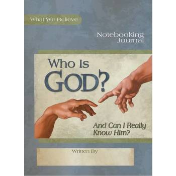 Apologia, Who Is God Regular Notebooking Journal, Spiral, Grades 4-8