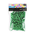Tree House Studio, Pony Beads Value Pack, Plastic, Green, 6mm x 8mm, 500 Pieces