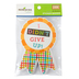 TooCute Collection, Positive Approach Sticker Badges, Assorted, 3.50 x 5 Inches, Pack of 36