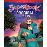 The Prodigal Son, Superbook Series, by CBN, Hardcover