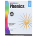 Carson-Dellosa, Spectrum Phonics Workbook, Paperback, 160 Pages, Grade 1