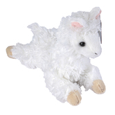 Aurora, Mini Flopsies, Ansy the Alpaca Stuffed Animal, 8 inches