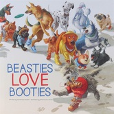 Beasties Love Booties, by Susan Rich Brooke & Simona Ceccarelli, Hardcover
