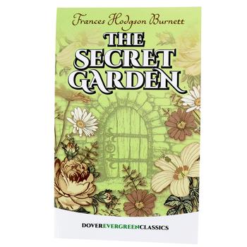The Secret Garden, by Frances Hodgson Burnett, Paperback, Grades 3-8