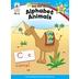 Home Workbooks Gold Star Edition Activity Book: Alphabet Animals, 64 Pages, Grades PreK-K