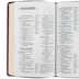 NIV Thinline Reference Bible, Bonded Leather, Burgundy