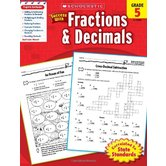 Scholastic Success with Fractions & Decimals