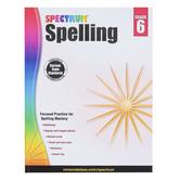 Carson-Dellosa, Spectrum Spelling Workbook, Paperback, 184 Pages, Grade 6