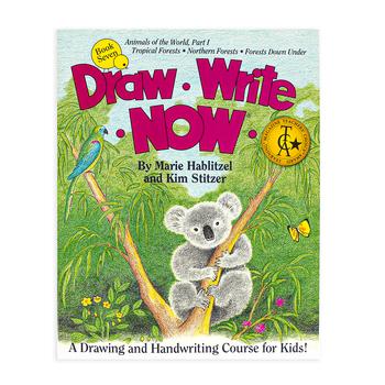 Draw Write Now Book 7, Grades K-3
