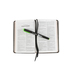 KJV Thinline Compact Bible, Imitation Leather, Black