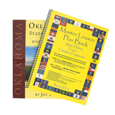 A Helping Hand, State History from a Christian Perspective Oklahoma Set, Grades 3-12