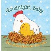Goodnight, Baby, by Ana Martin Larranaga, Board Book