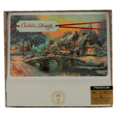 DaySpring, Thomas Kinkade, Ruth 2:4 Christmas Blessings Boxed Christmas Cards, 7 3/4 x 5 1/16 inches, 18 cards