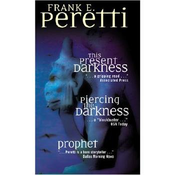 Frank Peretti Value Pack: This Present Darkness, Piercing the Darkness, & Prophet, by Frank Peretti