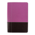 NIV Reference Bible, Giant Print, Imitation Leather, Brown and Pink