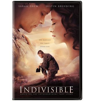 Indivisible: Based on the Extraordinary True Story, DVD