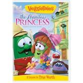 VeggieTales, The Penniless Princess, DVD