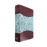 NLT Women's Sanctuary Devotional Bible, Duo-Tone, Multiple Colors Available