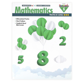 Newmark Learning, Meaningful Mini-Lessons and Practice Mathematics Resource Book, 160 Pages, Grade 6