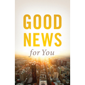 Good News Tracts, Good News for You, Set of 25 Tracts