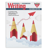 Newmark Learning, Meaningful Mini-Lessons and Practice Writing Resource Book 4, 136 Pages, Grade 4