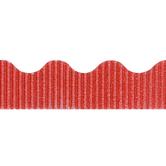 Red Glitter Corrugated Trimmer