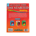 Teacher Created Resources, Let's Get This Day Started: Reading Grade 2, Paperback, 112 Pages, Grade 2