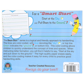 Teacher Created Resources, Smart Start K-1 Writing Paper, 11 x 8.50 Inches, 100 Sheets, Grades K-1