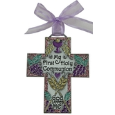 Abbey and CA Gift, 1st Communion/God Loves Cross