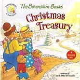 The Berenstain Bears Christmas Treasury, by Jan Berenstain & Mike Berenstain, Hardcover