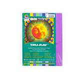 """Pacon, Cool Tru-Ray Sulfite Construction Paper Pack, 50Ct, Asst'd, 9""""X12"""""""