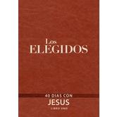 Los Elegidos: 40 Dias Con Jesus, by Amanda Jenkins, Kristen Hendricks, & Dallas Jenkins