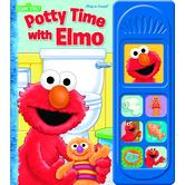 Sesame Street: Potty Time with Elmo