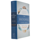 NLT Swindoll Study Bible, Hardcover