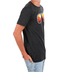 NOTW, Isaiah 43:19 See I Am Doing A New Thing, Men's Short Sleeve T-shirt, Charcoal Black, Small