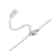 Roman, Inc., Forever In Our Hearts Urn Necklace, Stainless Steel, Silver, 22 inches