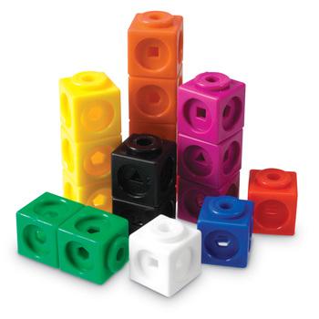 MathLink® Cubes Set of 100